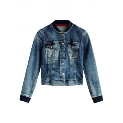 25001222 SANDWICH DENIM JACKET