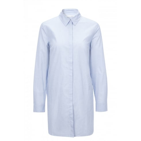 Oui 52387 OUI DENIM SHIRT