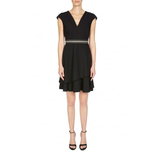Oui 56771 OUI DRESS WITH BELT