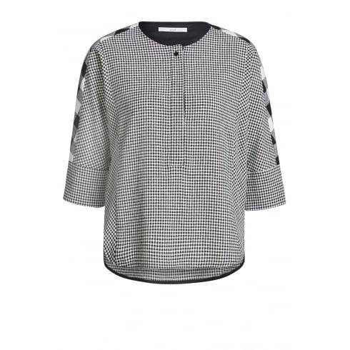 Oui 57267 OUI CHECK SHIRT
