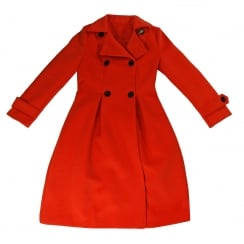 61662 VANILLA LONDON  COAT