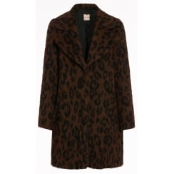 AGRESTE PENNY BLACK COAT