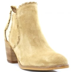 Alpe Fringed Ankle Boot - 3492