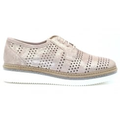 Alpe Metallic Lace up - 3561