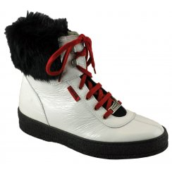 LAAX AMMAN LACE UP WITH FUR
