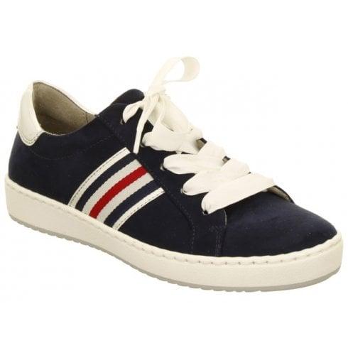 Ara Lace Up Trainer Shoe - 53226