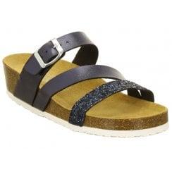Ara Mule Strappy Walking Sandal - 17277