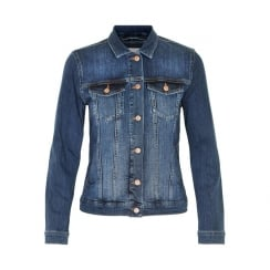 ARELIS JA PART TWO DENIM JACKET