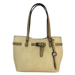 Beige Gabor Shoulder Bag - Silvia - 7815