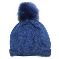 Blue Star Something For Me Bobble Hat - 391202