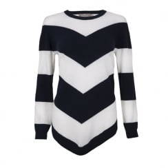 Brodie Sweater Chevron
