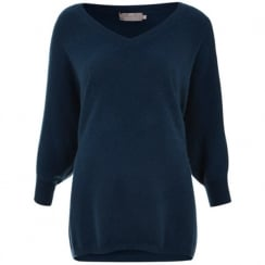 Brodie Cashmere V-neck Sweater Miss Darcey