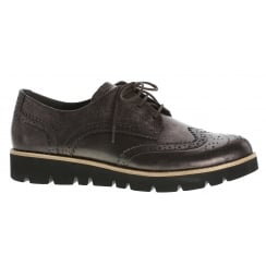 Bronze Milton Gabor Lace up Shoe 72.568