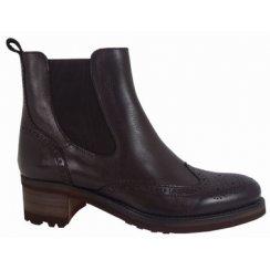 Calpierre Brogue Chelsea Boot DT268
