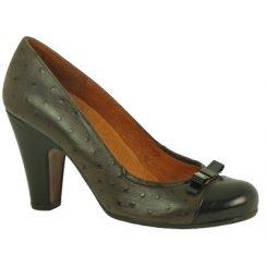 Chie Mahara Court Shoe Anoak