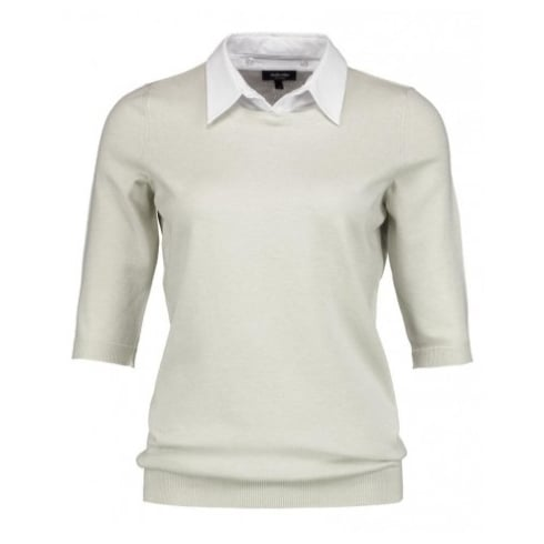 Claudia Strater Claudia Strater Sweater With Detachable Collar