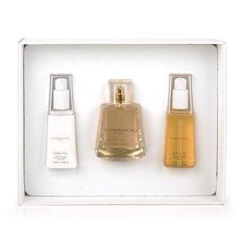 Connock London - Kukui - Eau de Parfum Gift Set