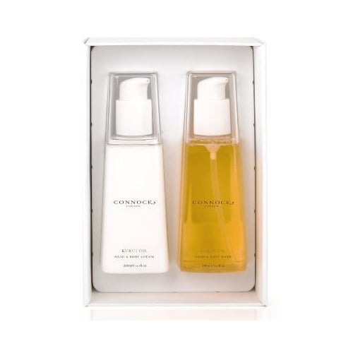 Connock London - Kukui Oil Perfect Pair Gift Set