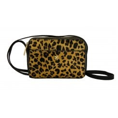Day Birger Printed Body Bag - Leopard