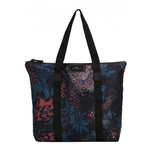 Day Birger Printed Day Bag - Gweneth Lupin - Sky Captain