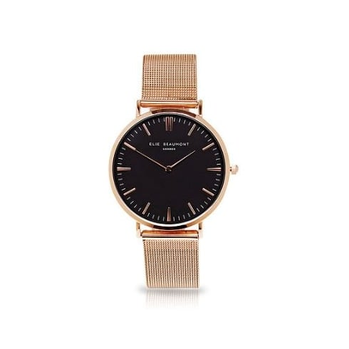 Elie Beaumont - Small Face Watch - Oxford Mesh