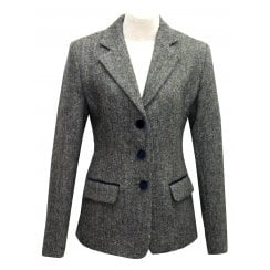 Eliz Scott Harris Tweed Coat Melanie