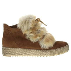 EMERSON GABOR HIGH TOP WITH FUR