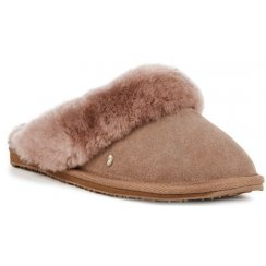 Jolie Sheepskin Mule Slipper