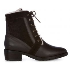 Emu Australia Lace Up Ankle Boot Loretta