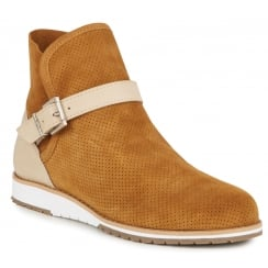 LORNE EMU ANKLE BOOT