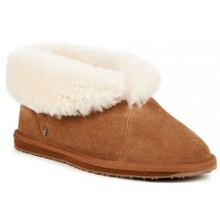 Talinga Sheepskin Bootie Slipper