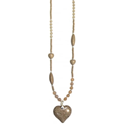 Envy Jewellery 0286/N/H ENVY NECKLACE WITH HEART