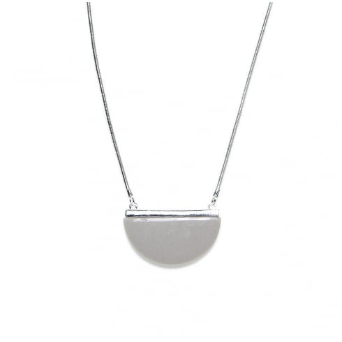 Envy Jewellery Grey Envy Necklace 0554/SL/N/E