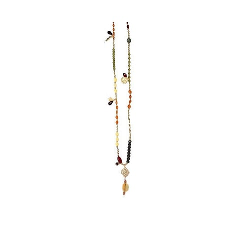 Envy Jewellery Multi Coloured Beaded Envy Necklace
