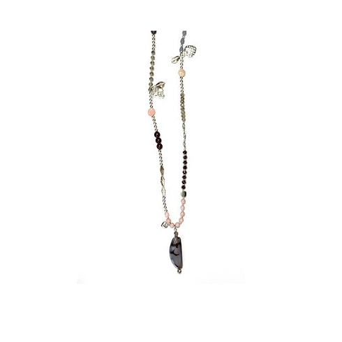 Envy Jewellery Multi Coloured Long Beaded Envy Necklace