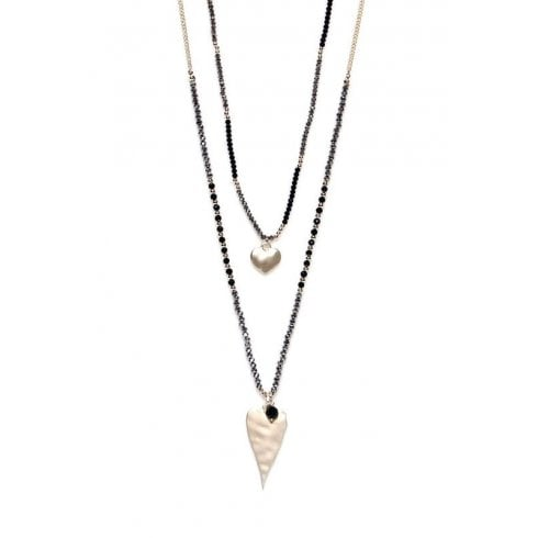 Envy Jewellery Necklace - 0187/GD/W