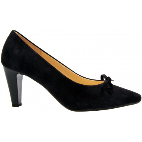 Gabor FOREST 45.151 GABOR HEELED COURT WITH BOW