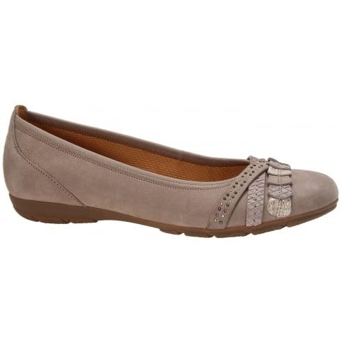 3e04772a8e4cd Gabor Ashmill: Ballerina Pump, Ladies' Casual Shoe