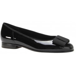 Gabor Ballerina Flat Pump with Bow Assist