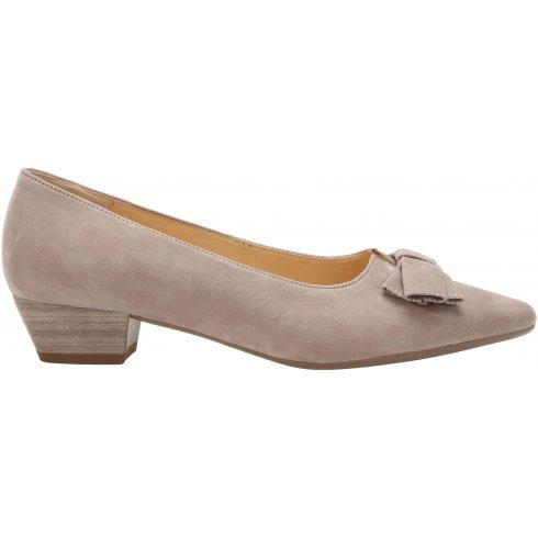 Gabor Blondel 65.132 Low Heeled Court Shoe
