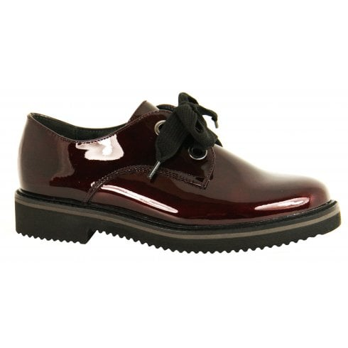 Gabor Chunky Lace Up Norma 92.665