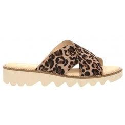 Gabor Crossover Mule Sandal - Kudos - 22.701