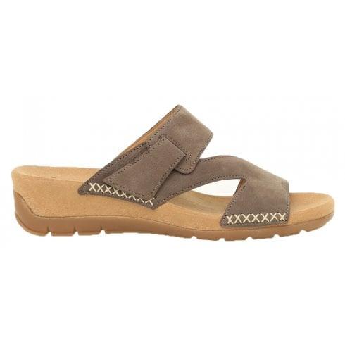Gabor Flat Mule Sandal - Kirby 23.730