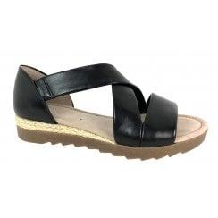 Gabor Flat Sandal - Promise 82.711