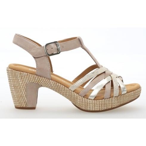 Gabor Heeled Sandal - Cheri 82.736