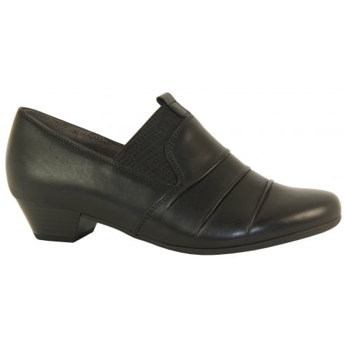 Gabor High Fronted Trouser Shoe Jade 55.421