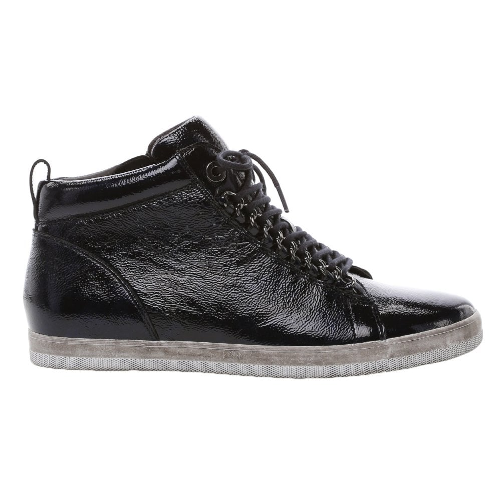 Gabor: Nichol patent leather lace up