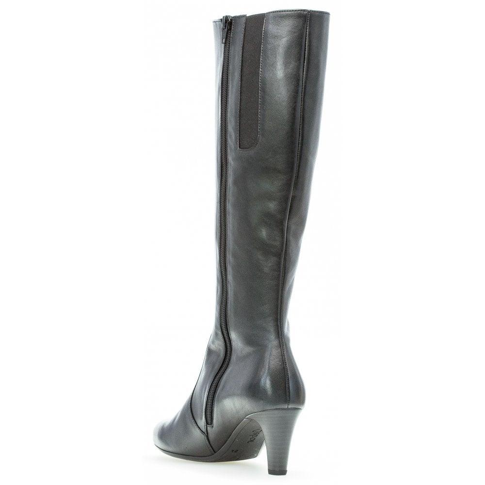 Gabor Long Boot - Slim Leg - Maybe S 35