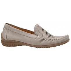 Sharona Ladies' Leather Moccasin