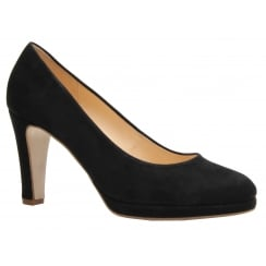 Gabor Suede Court Shoe - Splendid 81.270